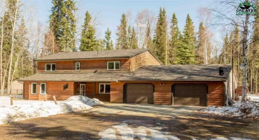 2664 NEWBY ROAD, North Pole, Alaska 99705, 4 Bedrooms Bedrooms, ,3 BathroomsBathrooms,Residential,For Sale,NEWBY ROAD,143630
