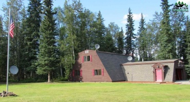 3145 PLACK ROAD, North Pole, Alaska 99705, 4 Bedrooms Bedrooms, ,2 BathroomsBathrooms,Residential,For Sale,PLACK ROAD,143634