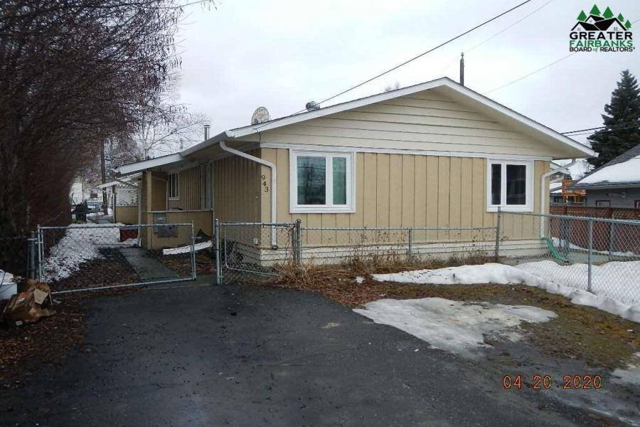 943 LATHROP STREET, Fairbanks, Alaska 99701, ,Multi-family,For Sale,LATHROP STREET,143758