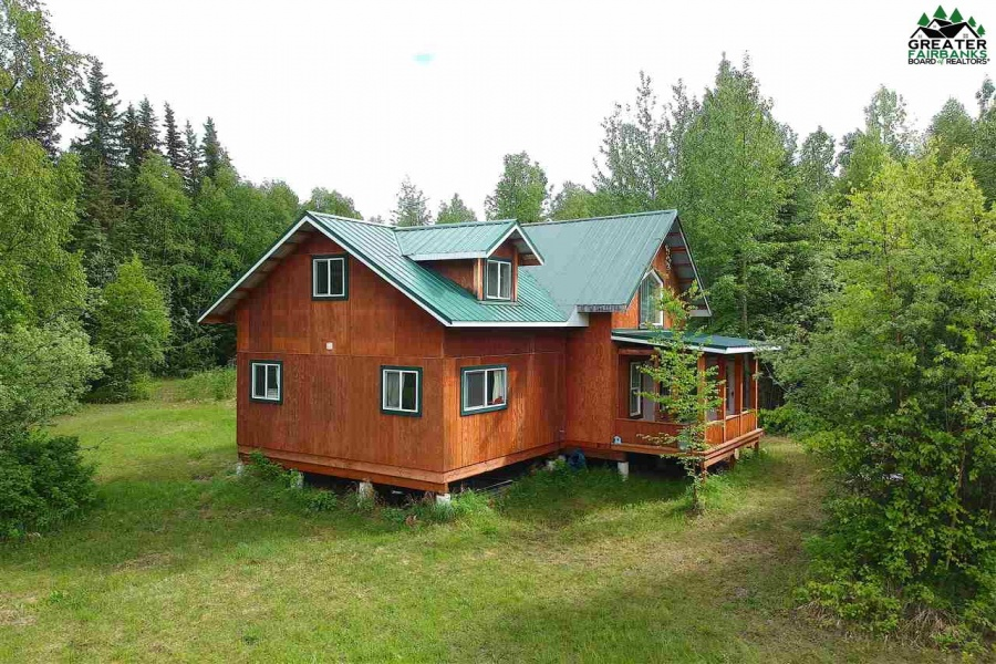 7028 BESSIE BARNABAS TRAIL, Salcha, Alaska 99714, 1 Bedroom Bedrooms, ,1 BathroomBathrooms,Residential,For Sale,BESSIE BARNABAS TRAIL,144217