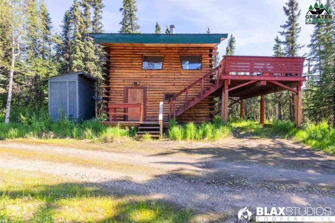 101 ROXIE ROAD, Fairbanks, Alaska 99709, 1 Bedroom Bedrooms, ,1 BathroomBathrooms,Residential,For Sale,ROXIE ROAD,144298
