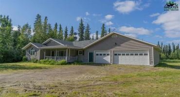 5745 SKILA STREET, Salcha, Alaska 99714, 3 Bedrooms Bedrooms, ,2 BathroomsBathrooms,Residential,For Sale,SKILA STREET,144431
