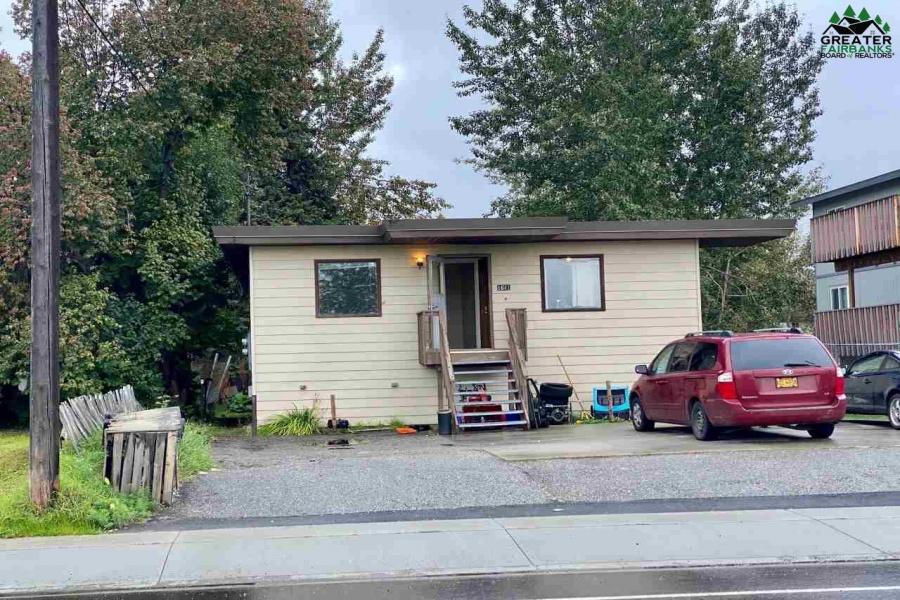 1641 GILLAM WAY, Fairbanks, Alaska 99701, ,Multi-family,For Sale,GILLAM WAY,145002