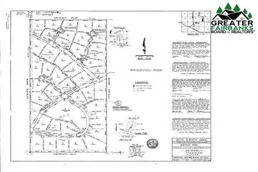 Lot 3 CLEARWATER DRIVE, DELTA JUNCTION, Alaska 99737, ,Land,For Sale,CLEARWATER DRIVE,145037