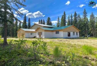 2495 MULLINS ROAD, Delta Junction, Alaska 99737, 8 Bedrooms Bedrooms, ,4 BathroomsBathrooms,Residential,For Sale,MULLINS ROAD,143507