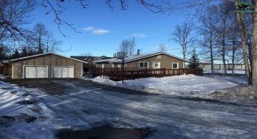 363 PARK WAY, North Pole, Alaska 99705, 5 Bedrooms Bedrooms, ,2 BathroomsBathrooms,Residential,For Sale,PARK WAY,145161