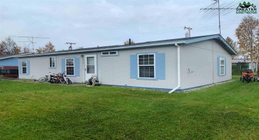850 NORDIC STREET, North Pole, Alaska 99705, 3 Bedrooms Bedrooms, ,2 BathroomsBathrooms,Residential,For Sale,NORDIC STREET,145166