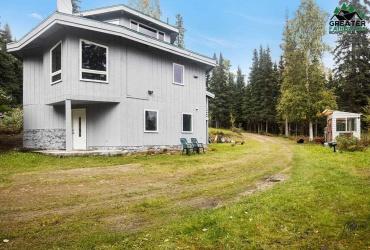 3570 FOX DEN DRIVE, Fairbanks, Alaska 99709, 3 Bedrooms Bedrooms, ,2 BathroomsBathrooms,Residential,For Sale,FOX DEN DRIVE,145170