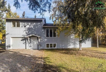 1609 KENNEDY STREET, Fairbanks, Alaska 99709, 3 Bedrooms Bedrooms, ,2 BathroomsBathrooms,Residential,For Sale,KENNEDY STREET,145182