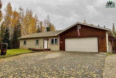 1465 MILL POND COURT, North Pole, Alaska 99705, 3 Bedrooms Bedrooms, ,2 BathroomsBathrooms,Residential,For Sale,MILL POND COURT,145183