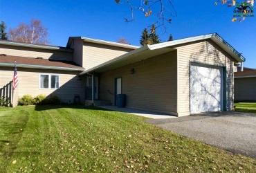 1308 HAMPSTEAD AVENUE, Fairbanks, Alaska 99701, 3 Bedrooms Bedrooms, ,3 BathroomsBathrooms,Residential,For Sale,HAMPSTEAD AVENUE,145188