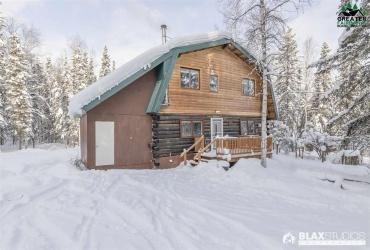 813 JUNIPER DRIVE, Fairbanks, Alaska 99712, 4 Bedrooms Bedrooms, ,2 BathroomsBathrooms,Residential,For Sale,JUNIPER DRIVE,145195