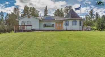 2283 ELLIOTT HIGHWAY, Fairbanks, Alaska 99712, 3 Bedrooms Bedrooms, ,4 BathroomsBathrooms,Residential,For Sale,ELLIOTT HIGHWAY,145198