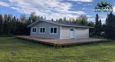 2145 BLACKSTONE ROAD, North Pole, Alaska 99705, 1 Bedroom Bedrooms, ,1 BathroomBathrooms,Residential,For Sale,BLACKSTONE ROAD,145200