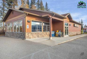 1185 UNIVERSITY AVE, Fairbanks, Alaska 99709, ,Commercial/industrial,For Sale,UNIVERSITY AVE,145226