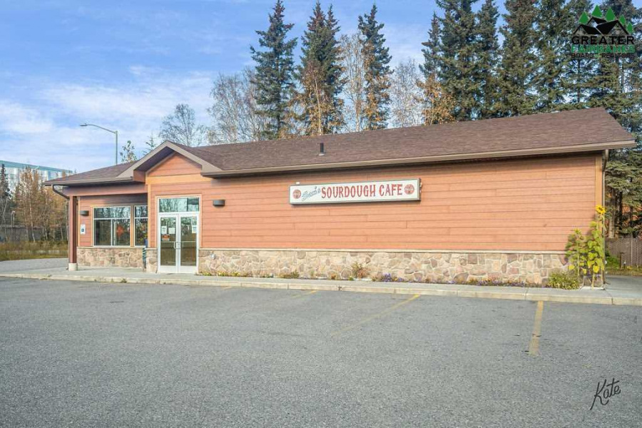 1185 UNIVERSITY AVE, Fairbanks, Alaska 99709, ,Commercial/industrial,For Sale,UNIVERSITY AVE,145226