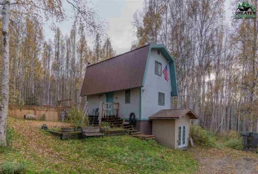 1867 CHENA HOT SPRINGS ROAD, Fairbanks, Alaska 99712, 1 Bedroom Bedrooms, ,1 BathroomBathrooms,Residential,For Sale,CHENA HOT SPRINGS ROAD,145217