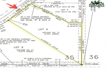 4479 OLD MURPHY DOME RD, Fairbanks, Alaska 99709, ,Land,For Sale,OLD MURPHY DOME RD,145225