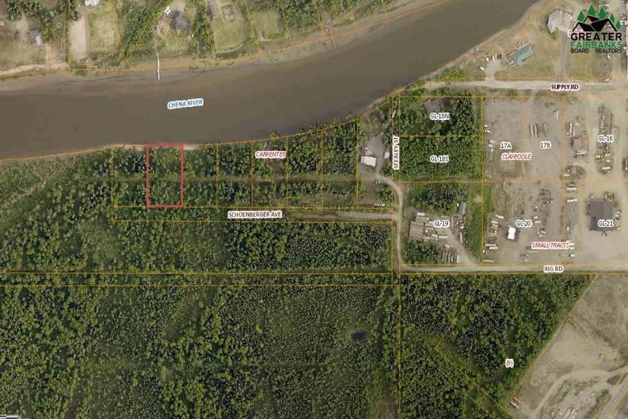 NHN SCHOENBERGER AVENUE, Fairbanks, Alaska 99709, ,Land,For Sale,SCHOENBERGER AVENUE,145322