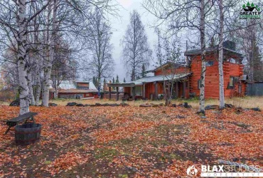 9545 PARKS HIGHWAY, Fairbanks, Alaska 99709, 2 Bedrooms Bedrooms, ,1 BathroomBathrooms,Residential,For Sale,PARKS HIGHWAY,145332