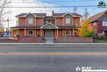 906 6TH AVENUE, Fairbanks, Alaska 99701, ,Multi-family,For Sale,6TH AVENUE,145362