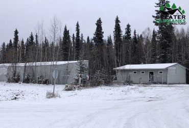 2571 OLD MISSION ROAD, North Pole, Alaska 99705, ,Commercial/industrial,For Sale,OLD MISSION ROAD,145400