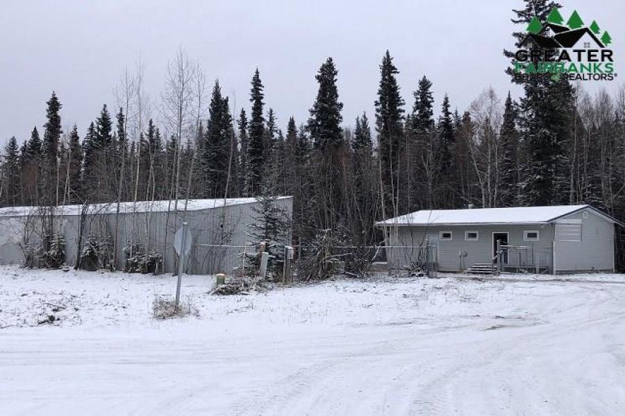 2571 OLD MISSION ROAD, North Pole, Alaska 99705, ,Commercial/industrial,For Sale,OLD MISSION ROAD,145400