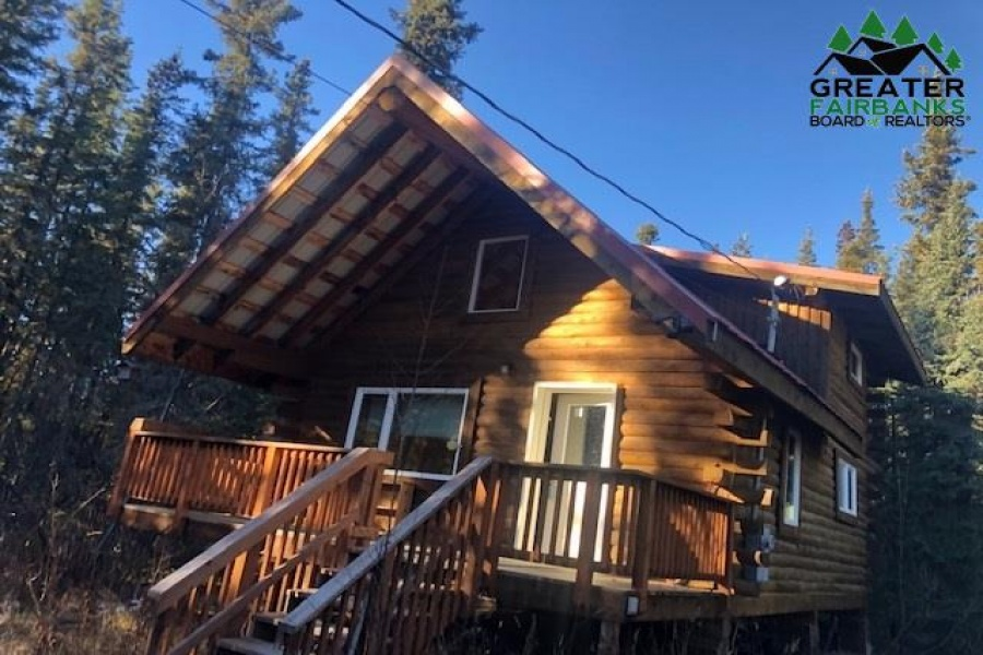 1287 JONES ROAD, Fairbanks, Alaska 99709, 1 Bedroom Bedrooms, ,Residential,For Sale,JONES ROAD,145393