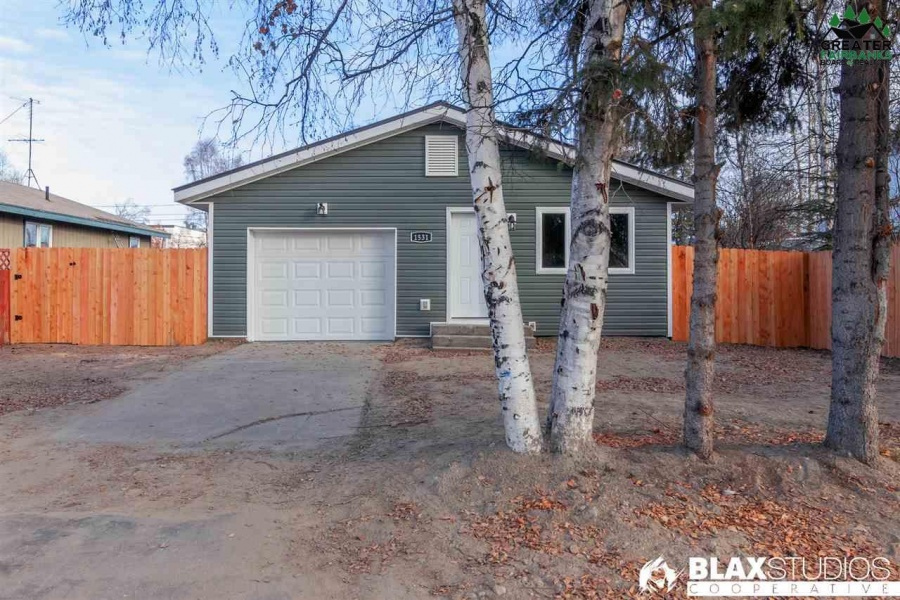 1531 MARY ANN STREET, Fairbanks, Alaska 99701, 2 Bedrooms Bedrooms, ,1 BathroomBathrooms,Residential,For Sale,MARY ANN STREET,145399