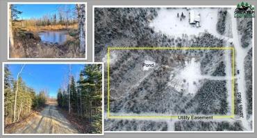 NHN JAMES STREET, Delta Junction, Alaska 99737, ,Land,For Sale,JAMES STREET,145410