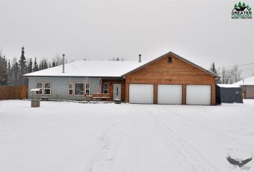 2190 ARMORICA DRIVE, North Pole, Alaska 99705, 4 Bedrooms Bedrooms, ,2 BathroomsBathrooms,Residential,For Sale,ARMORICA DRIVE,145427