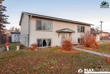 1506 10TH AVENUE, Fairbanks, Alaska 99701, 3 Bedrooms Bedrooms, ,2 BathroomsBathrooms,Residential,For Sale,10TH AVENUE,145428