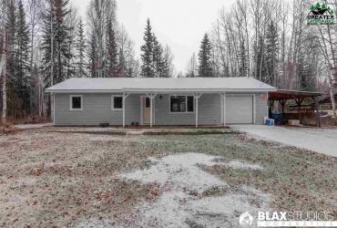 3086 DYKE ROAD, North Pole, Alaska 99705, 3 Bedrooms Bedrooms, ,1 BathroomBathrooms,Residential,For Sale,DYKE ROAD,145443