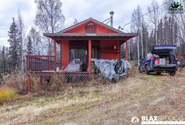 5265 SMOKEY MOUNTAIN ROAD, Fairbanks, Alaska 99709, 1 Bedroom Bedrooms, ,1 BathroomBathrooms,Residential,For Sale,SMOKEY MOUNTAIN ROAD,145444