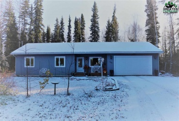 2567 LISA ANN DRIVE, North Pole, Alaska 99705-000, 3 Bedrooms Bedrooms, ,2 BathroomsBathrooms,Residential,For Sale,LISA ANN DRIVE,145455