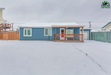 2011 SOUTHERN AVENUE, Fairbanks, Alaska 99709, 3 Bedrooms Bedrooms, ,1 BathroomBathrooms,Residential,For Sale,SOUTHERN AVENUE,145463