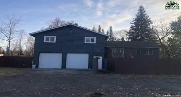 1303 20TH AVENUE, Fairbanks, Alaska 99701, ,Multi-family,For Sale,20TH AVENUE,145489
