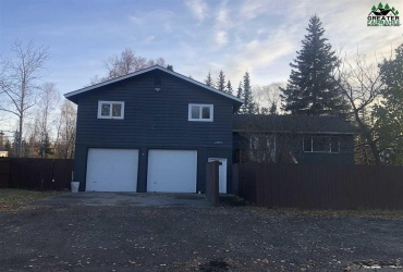 1303 20TH AVENUE, Fairbanks, Alaska 99701, ,Multi-family,For Sale,20TH AVENUE,145489