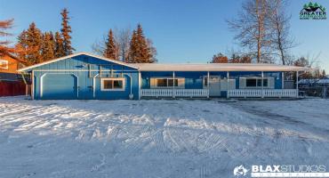 65 TRINIDAD DRIVE, Fairbanks, Alaska 99709, 4 Bedrooms Bedrooms, ,4 BathroomsBathrooms,Residential,For Sale,TRINIDAD DRIVE,145485