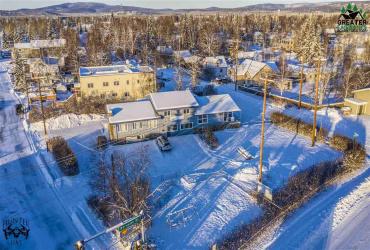 912 BARNETTE STREET, Fairbanks, Alaska 99701, ,Commercial/industrial,For Sale,BARNETTE STREET,145534