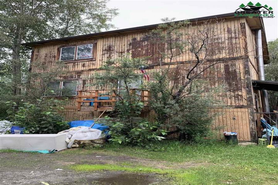 1018 26TH AVENUE, Fairbanks, Alaska 99701, 5 Bedrooms Bedrooms, ,2 BathroomsBathrooms,Residential,For Sale,26TH AVENUE,145543