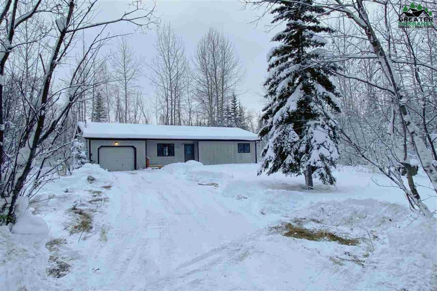 3347 WHITE SPRUCE DRIVE, Fairbanks, Alaska 99705, 2 Bedrooms Bedrooms, ,1 BathroomBathrooms,Residential,For Sale,WHITE SPRUCE DRIVE,145594