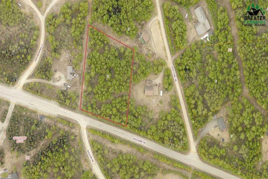 NHN GOLDMINE TRAIL, Fairbanks, Alaska 99712, ,Land,For Sale,GOLDMINE TRAIL,145604