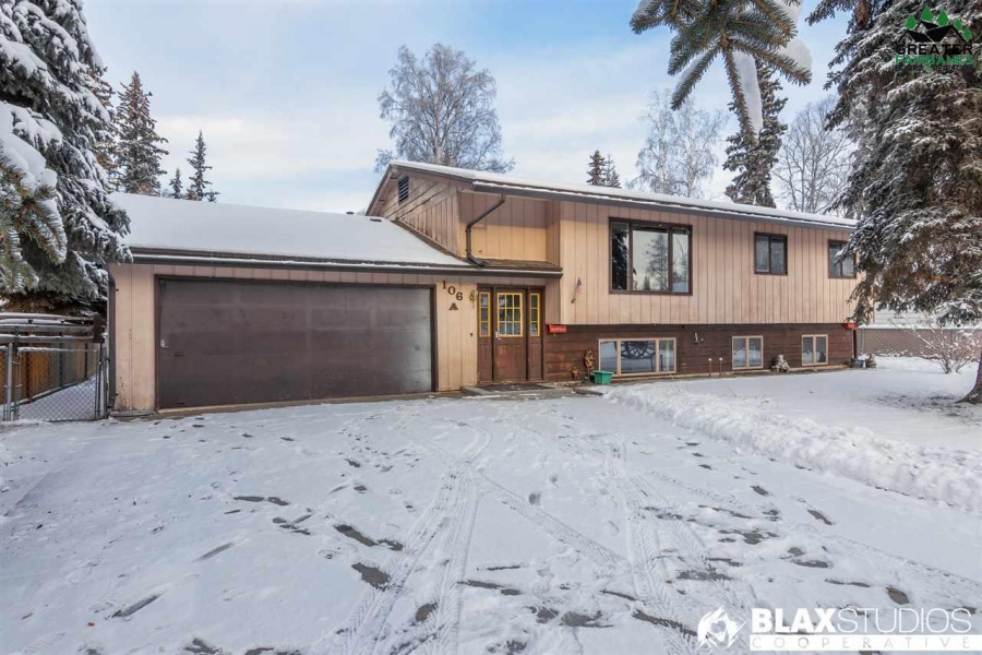 106 GLACIER AVENUE, Fairbanks, Alaska 99701, 5 Bedrooms Bedrooms, ,3 BathroomsBathrooms,Residential,For Sale,GLACIER AVENUE,145612