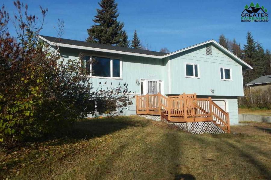 464 KEEP DRIVE, Fairbanks, Alaska 99712, 3 Bedrooms Bedrooms, ,1 BathroomBathrooms,Residential,For Sale,KEEP DRIVE,145625