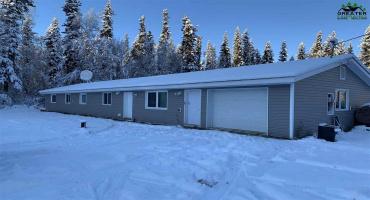 2864 FREEMAN ROAD, North Pole, Alaska 99705, 5 Bedrooms Bedrooms, ,2 BathroomsBathrooms,Residential,For Sale,FREEMAN ROAD,145636
