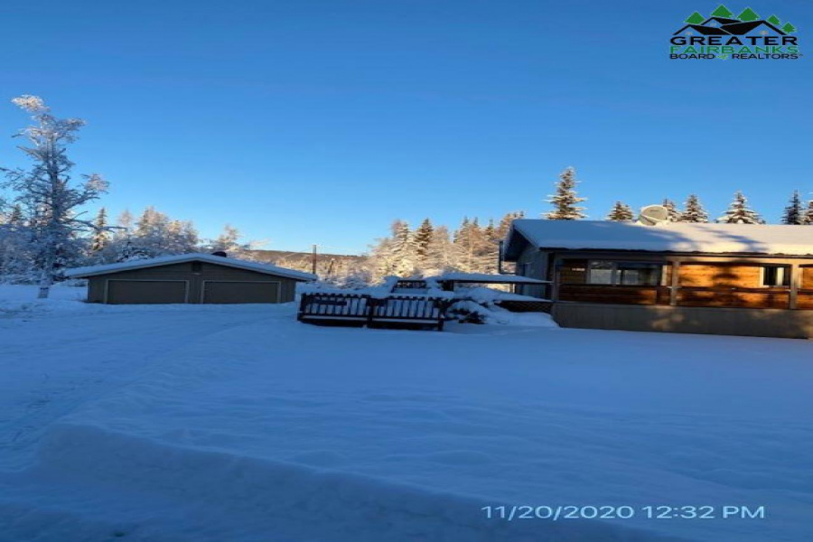 852 CESSNA WAY, Fairbanks, Alaska 99712, 3 Bedrooms Bedrooms, ,2 BathroomsBathrooms,Residential,For Sale,CESSNA WAY,145653