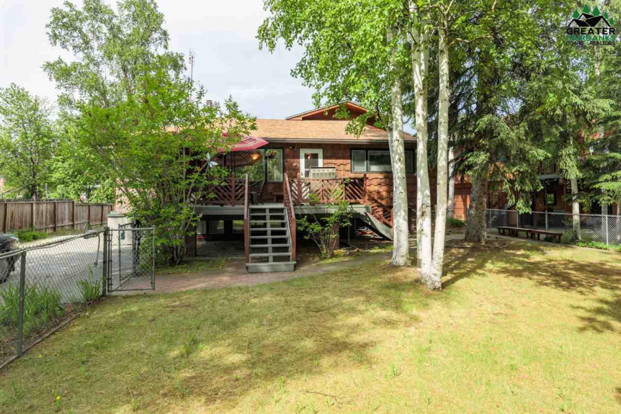 314 IDITAROD AVENUE, Fairbanks, Alaska 99701, ,Multi-family,For Sale,IDITAROD AVENUE,145656