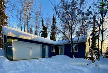 3193 EDBY ROAD, Fairbanks, Alaska 99709, 3 Bedrooms Bedrooms, ,3 BathroomsBathrooms,Residential,For Sale,EDBY ROAD,145655