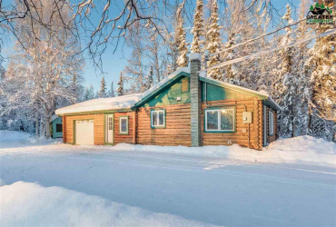 3325 19TH AVENUE, Fairbanks, Alaska 99709, 2 Bedrooms Bedrooms, ,1 BathroomBathrooms,Residential,For Sale,19TH AVENUE,145658